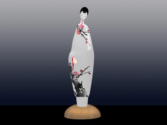 第三届北京工艺美术创新设计大赛获奖作品
